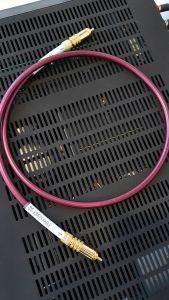 Cablu Audio Coaxial