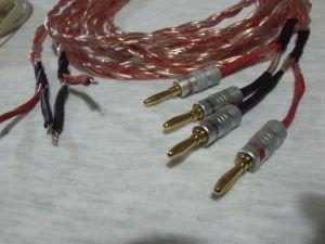 Cablu boxe OFC,aur(Gale,Eagle)