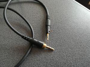 Cablu casti Audio Technica