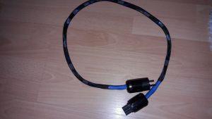 Cablu curent diy