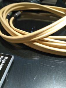Cablu de boxe MPS Silver Plated 2x3m