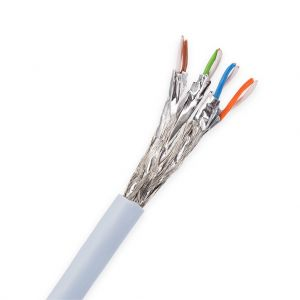 Cablu de retea la metraj Supra Cables  CAT8 STP