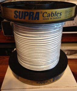 Cablu de subwoofer ecranat la metraj Supra Cables