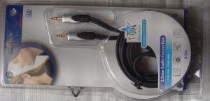 Cablu HQ Professional 3,5 mm Jack - 3,5 mm Jack