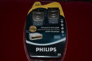 Cablu scart Philips