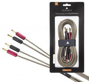 Cabluri boxe 2x2,5m de 2,5mm Triangle Opera OS25A