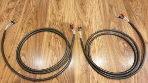 Cabluri boxe Chord Epic Twin 2x2,8m