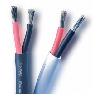 Cabluri de boxe cupru 5N Supra Cables Rondo 2x2.5