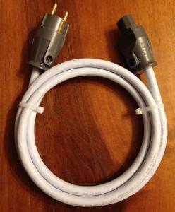 Cabluri de curent Supra Cables LoRad 2.5 CS-EU MK2