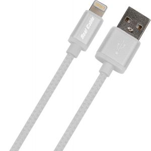 Cabluri Lightning USB Real Cable Evolution iPlug-Light 1m, noi, sigilate