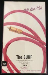 Cabluri olandeze 2RCA-2RCA Van den Hul The Surf
