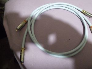 Cabluri RCA High End ,Silver