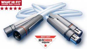 Cabluri XLR (balansate) Supra Cables EFF-IXLR