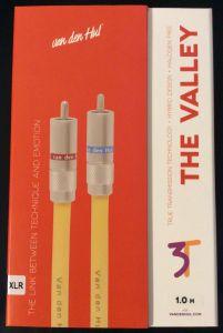 Cabluri XLR (balansate) Van den Hul 3T The Valley