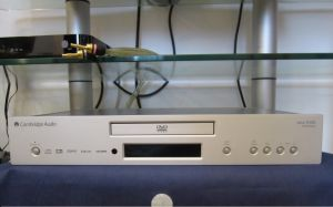 Cambridge Audio 540D HDMI DVD&CD player