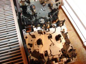 Capete cas deck Pioneer ct 420 si placa de baza