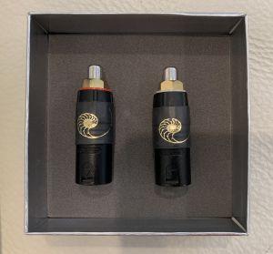 Cardas Audio Cardas RCA to XLR adapter