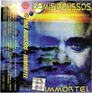 Caseta audio Demis Roussos – Immortel