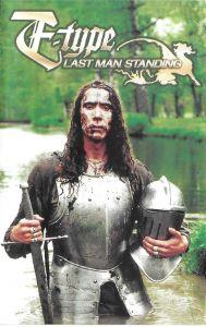 Caseta audio E-Type – Last Man Standing