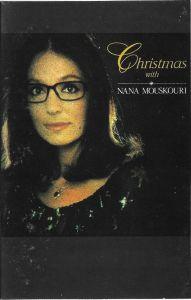 Caseta audio Nana Mouskouri – Christmas With Nana Mouskouri
