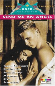 Caseta audio Various – Send Me An Angel