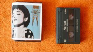 Caseta video8 inregistrare Madonna Immaculate