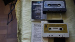 "Casete audio Sade ""Diamond Life""+Harold Melvin"
