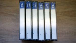 Casete audio TDK AD 60 TypeI x6 buc excelente
