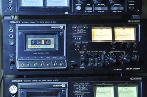 Casetofon deck Hitachi D 900