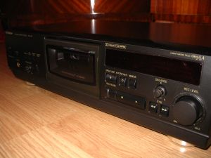 Casetofon DECK Technics RS-AZ6 impecabil