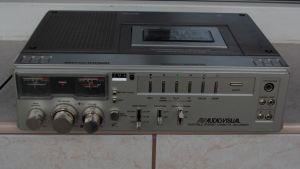 Casetofon  PHILIPS D 6920,3 motor,3 head,Hi-Fi,vintage 1981 Austria