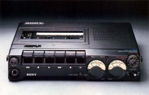 Casetofon Portabil Sony TC-D5M