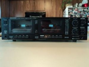 Cassdeck Kenwood KX 64 W, dublu deck ,dolby B,C /Pioneer KX850/Pioneer