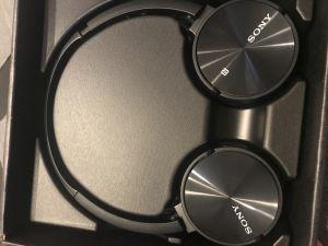 Casti wireless Sony