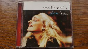 Cæcilie Norby – Slow Fruit - CD album Denmark 2007 smooth jazz