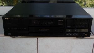 Cd AIWA Xc-500e compact disc player vintage U.K.