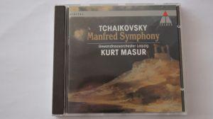 CD album clasica Tchaikovsky* : Gewandhausorcheste