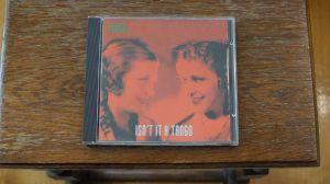 CD Album Frigg – Isn't It A Tango / Jazz Fusion 1994 foarte rar