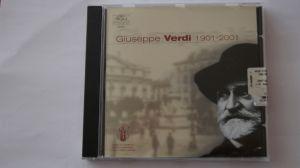 CD album Giuseppe Verdi 1901-2001