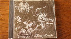 CD album Grabesmond – Xenoglossie/1999/