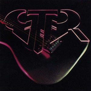 CD album GTR  – GTR Arista Europe 1986 Jasrac