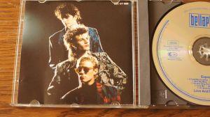 CD album Love And Rockets – Express/1986/Alternative rock