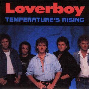 CD album Loverboy – Temperature's Rising USA 1994