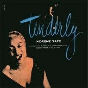 CD album Norene Tate – Tenderly USA 2012 reissue remastered 24 bit