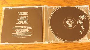 CD Album Sopor Aeternus & The Ensemble Of Shadows Dead Lovers' Sarabande 1999