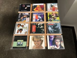 CD colectie personala 600 CD-URI