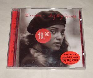 Cd EMILIA-Big big world
