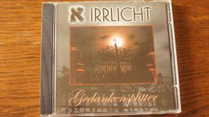 CD EP Irrlicht – Gedankensplitter /Germany 2000/Electro Industrial Synth