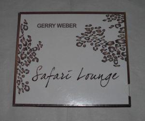 Cd GERRY WEBER-Safari lounge