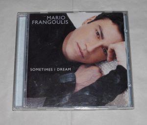 Cd MARIO FRANGOULIS-Sometimes i dream